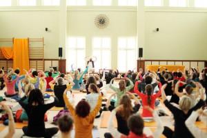 Yoga Daniel Leipziger Yogatag