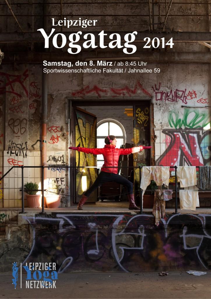 Leipziger Yoga Tag 2014
